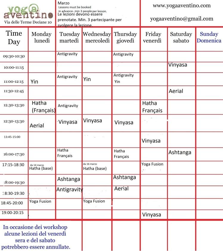 timetable x nadine con logo ok